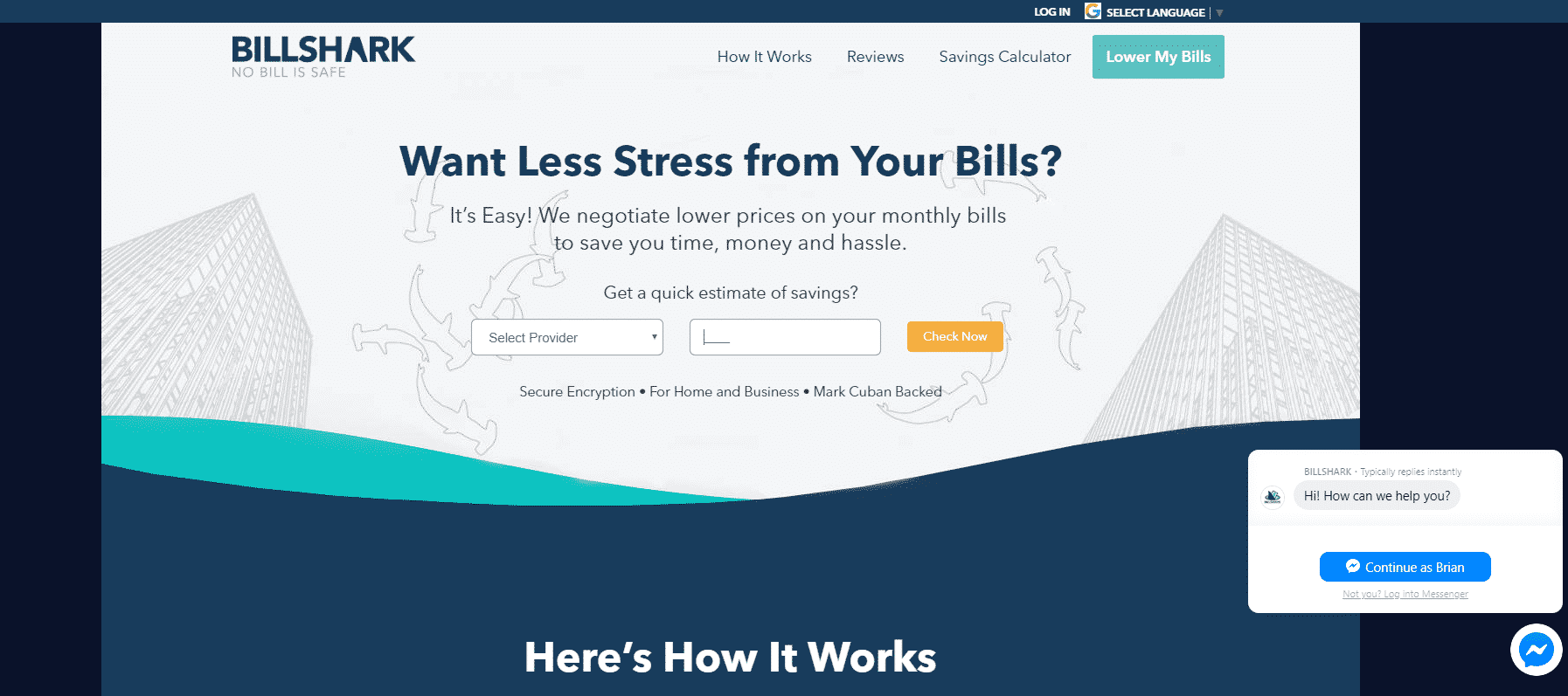 BillShark Review: Attack Your Monthly Bills With These Sharks