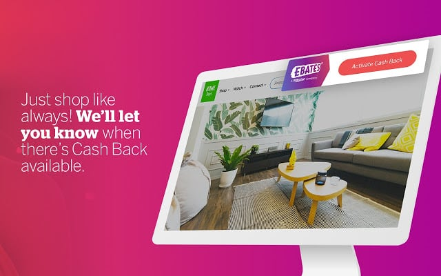 Ebates Button: Automatically Apply Coupons and Get the Best Price
