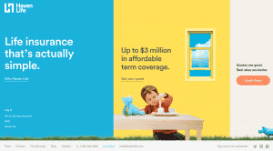 Haven Life Insurance: Only 20 Minutes to Digital Insurance With Haven Life